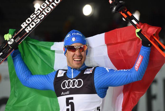 Federico Pellegrino: 'Sapevo che era l'occasione della mia carriera'. Ustiugov: 'Dedico la medaglia ai miei compagni sospesi'