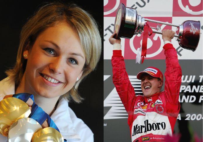 Magdalena Neuner (e Michael Schumacher) inseriti nella Hall of Fame dello sport tedesco