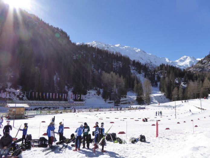 La seconda tappa dell'Ibu Junior Cup spostata dalla Germania alla Val Martello