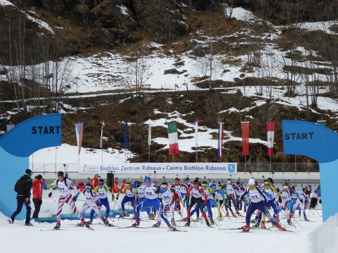 Thierry Chenal e Carmen Runggaldier vincono le mass start della Val Ridanna