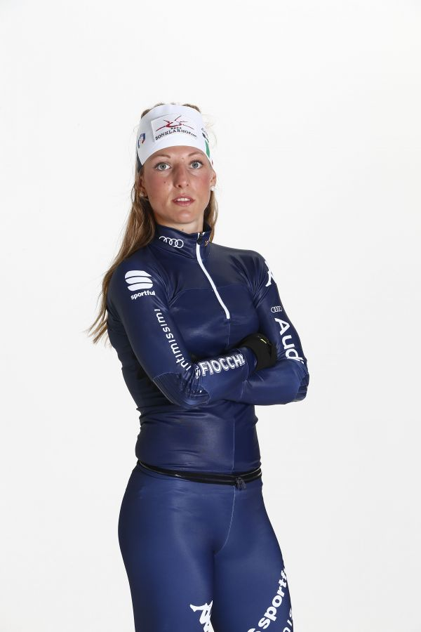 Sensazionale Federica Sanfilippo! È seconda nella sprint vinta da Gabriela Soukalova