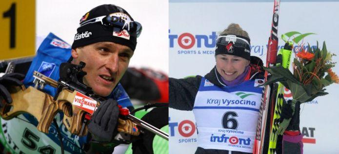 Si ritirano Fritz Pinter e Audrey Vaillancourt. Salgono a 9 i ritiri nel biathlon