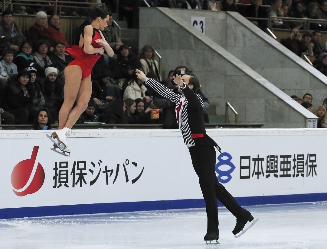 Stolbova/Klimov battono sul filo di lana Bazarova/Larionov nei Campionati nazionali