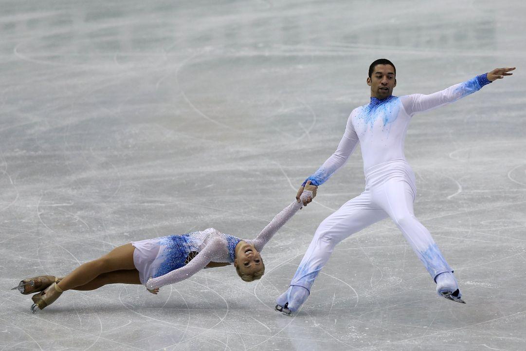 Budapest ultimo test per i pattinatori europei prima delle Olimpiadi