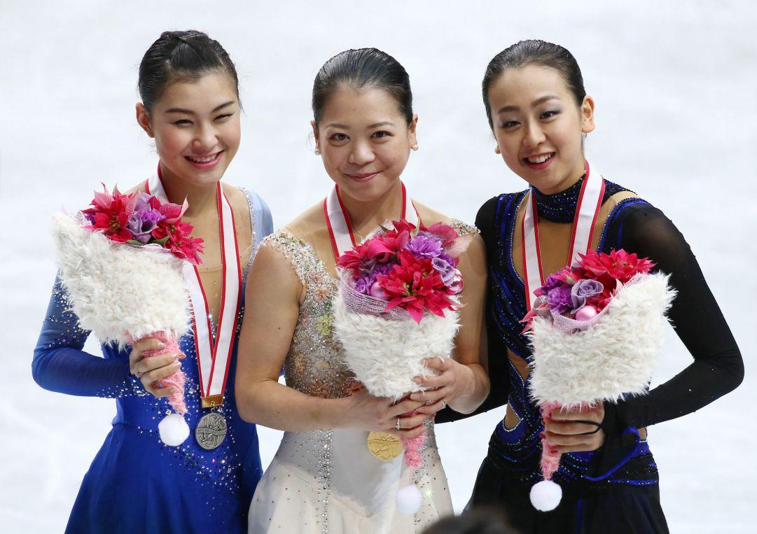 Primo titolo nazionale per Akiko Suzuki