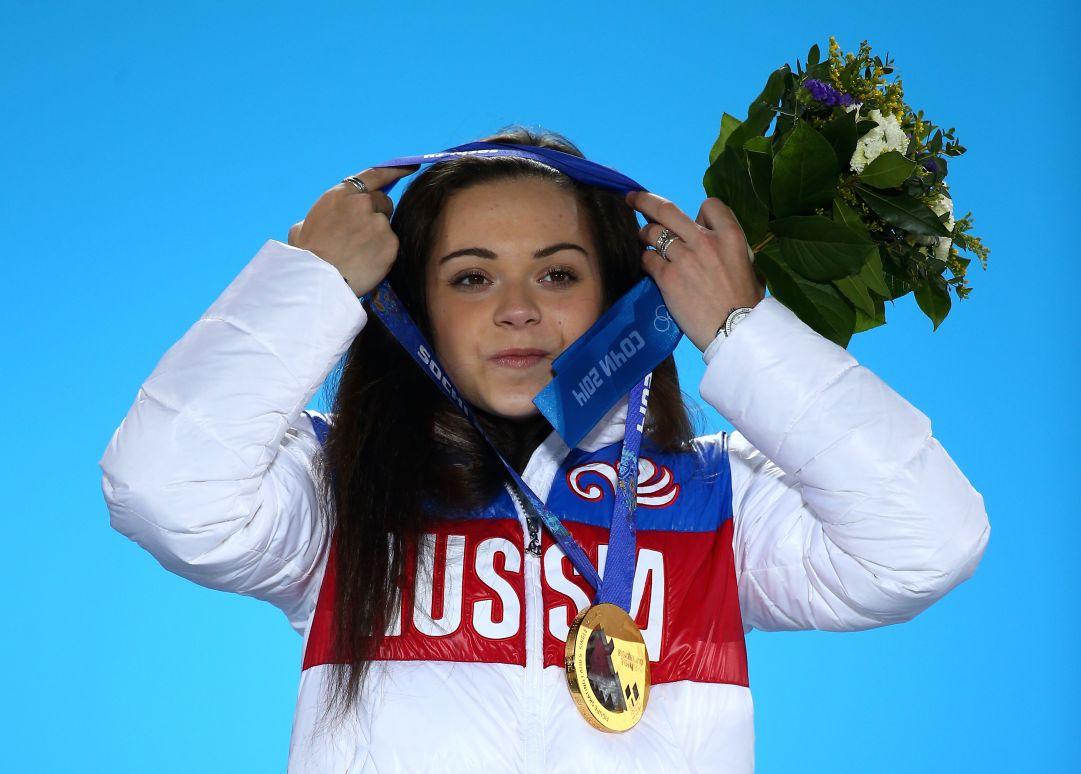 Adelina Sotnikova si ritira dalla Rostelecom Cup