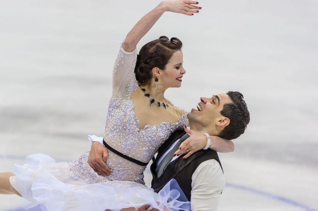 Europei Bratislava - Anna Cappellini e Luca Lanotte trionfano nella short-dance