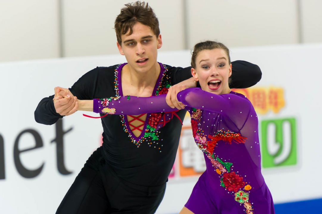 Duskova/Bidar dominano il corto dei Mondiali juniores ritoccando il primato mondiale