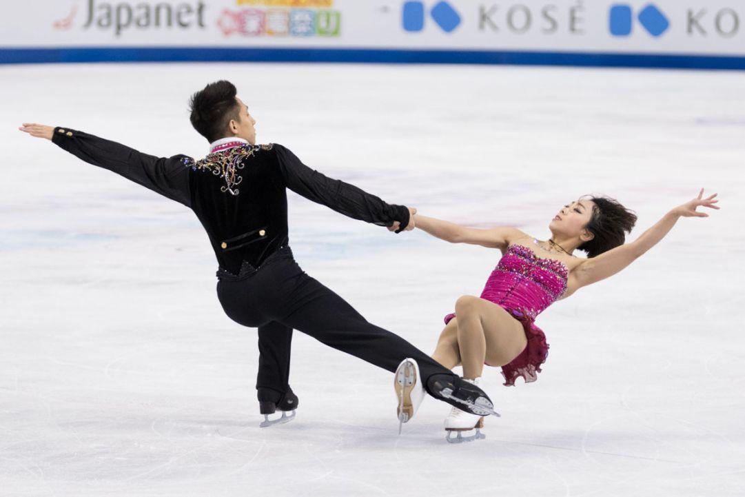 Mondiali Boston - programma libero coppie, ordine di discesa sul ghiaccio con orario
