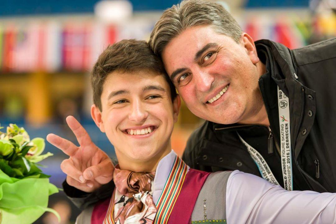 Daniel Samohin regala ad Israele il primo titolo mondiale juniores della storia