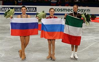 Lipnitskaia, Sotnikova e Kostner a loro modo da record o quasi