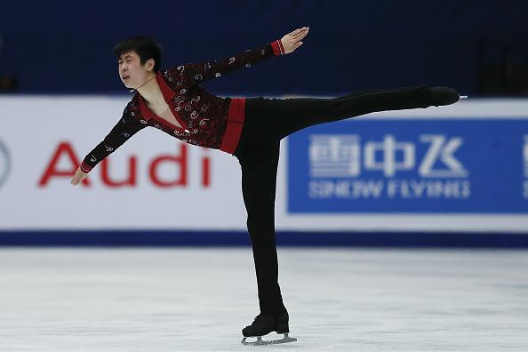 Boyang Jin sfiora i cento punti nel corto dei Four Continents precedendo un valido Shoma Uno