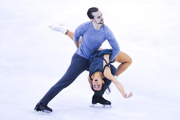 Stolbova/Klimov rinunciano all'ultimo minuto ai Campionati europei