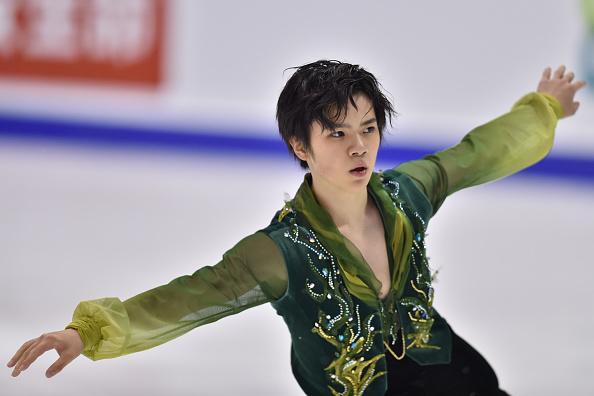 Quattro Continenti Taipei City - programma corto maschile, ordine e orari discesa sul ghiaccio