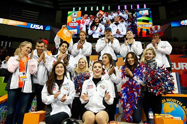 Medvedeva e Uno illuminano Spokane, ma è l'America a trionfare nella Team Challenge Cup