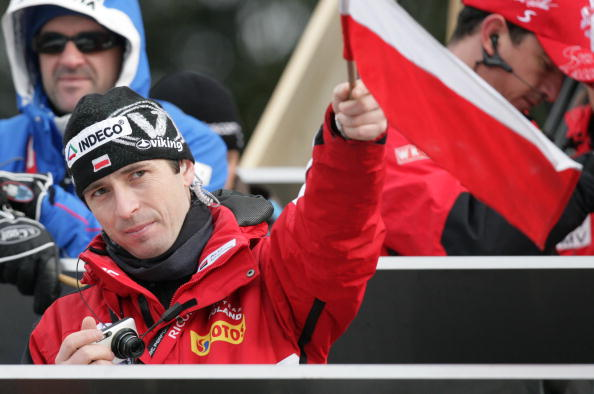 Anche Krzystzof Biegun sarà in gara a Hinzenbach