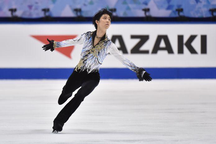 Yuzuru Hanyu: 'Evidentemente, questo è il mio livello attuale'