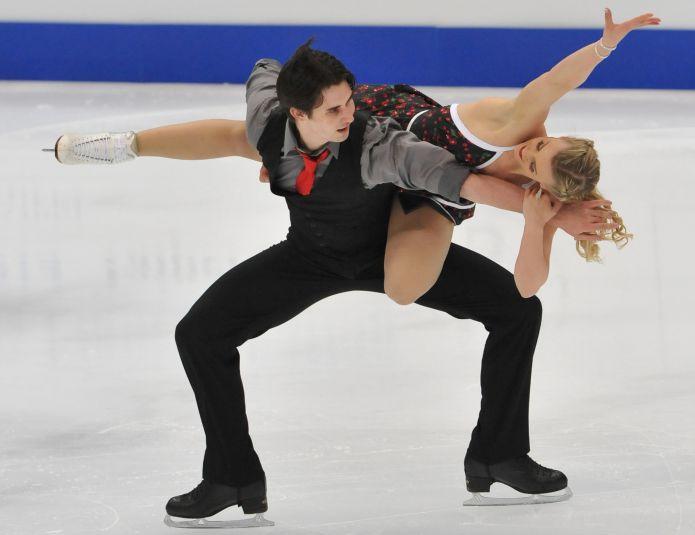 Hubbell/Donohue regalano alla danza statunitense la nona vittoria nei Four Continents
