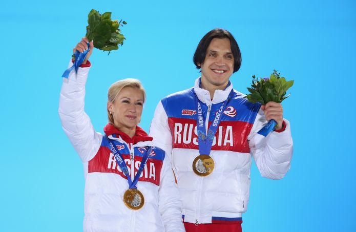 Volosozhar/Trankov pianificano la data del ritorno in gara