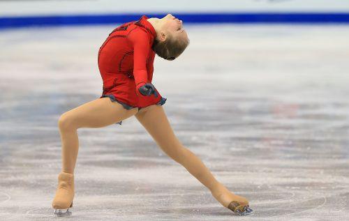 Carolina Kostner manca l'accesso alla finale del Grand Prix per 68 centesimi di punto