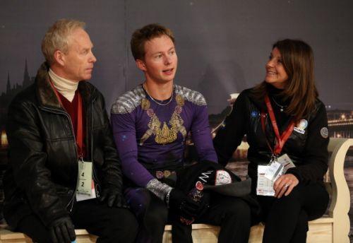 Alexander Majorov dona il midollo osseo al padre ed allenatore gravemente malato