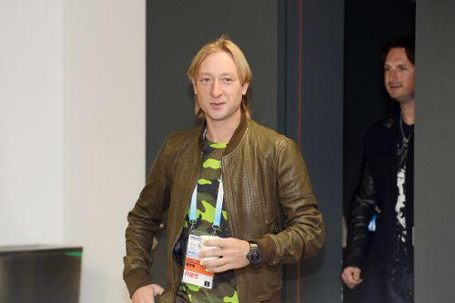 Evgeni Plushenko a ruota libera su presente e futuro