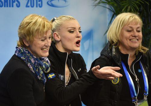 Testa a testa tra Joshi Helgesson e Roberta Rodeghiero nel corto del Lombardia Trophy