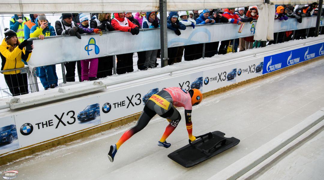 Tina Hermann si aggiudica in rimonta il terzo titolo mondiale della carriera. Margaglio diciassettesima
