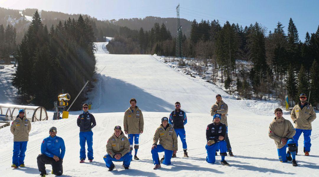 Sima: 'L'Italia del parallelo punta a bissare le due medaglie mondiali del boardercross'