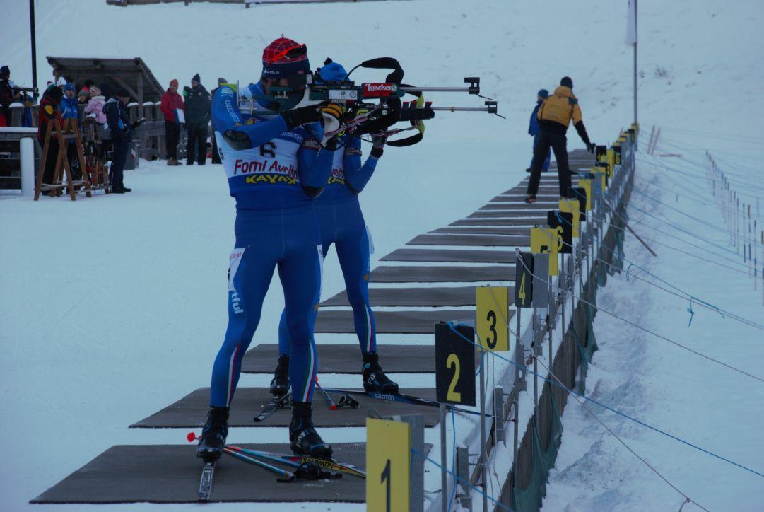 A Forni Avoltri la prima tappa di Alpen Cup di biathlon della stagione