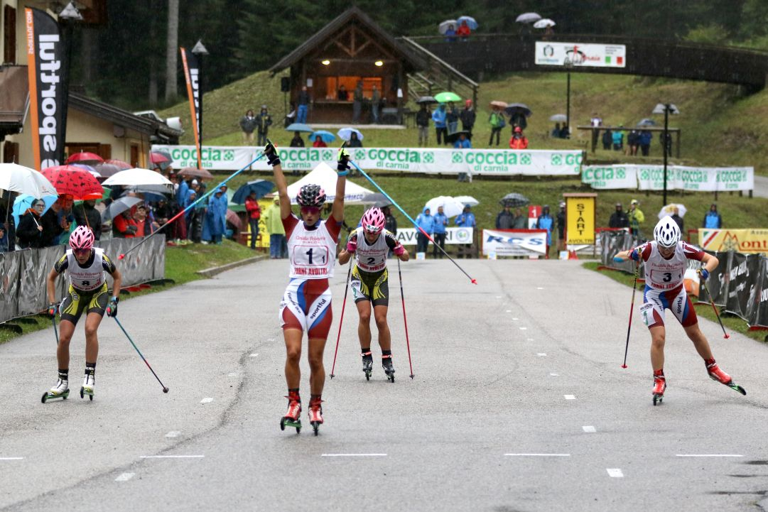 Anche la nazionale americana al via dei Campionati Italiani Estivi di Forni Avoltri