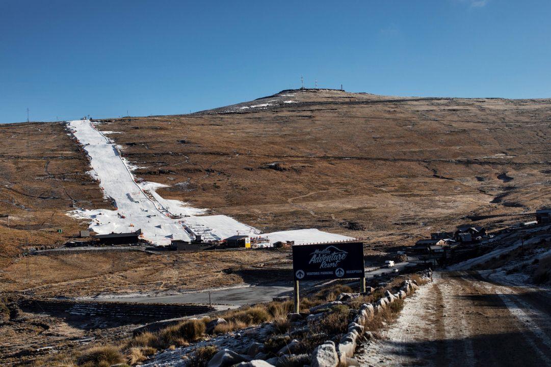 Dal Lesotho al Sudafrica, lo sci estivo lo si può praticare anche in Africa