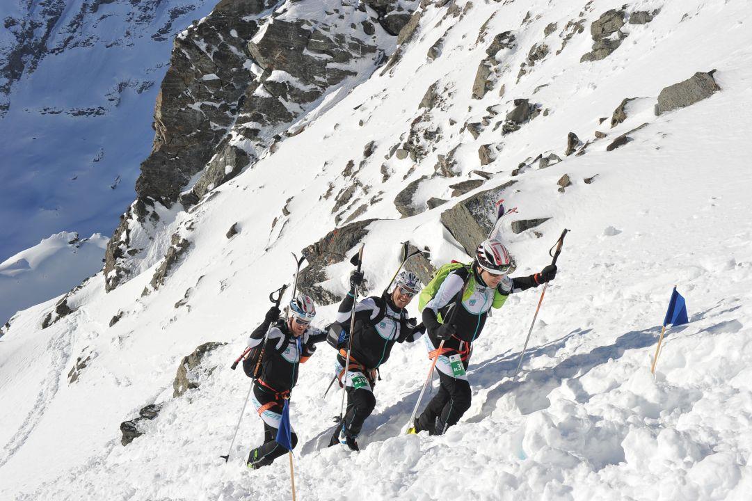 Tutto esaurito alla Patrouille Des Glaciers 2016