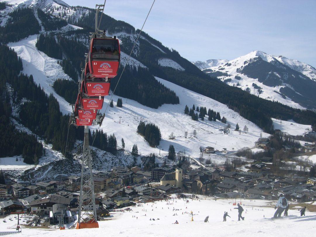 Saalbach e Fieberbrunn si uniscono, nasce il polo sciistico più grande d'Austria