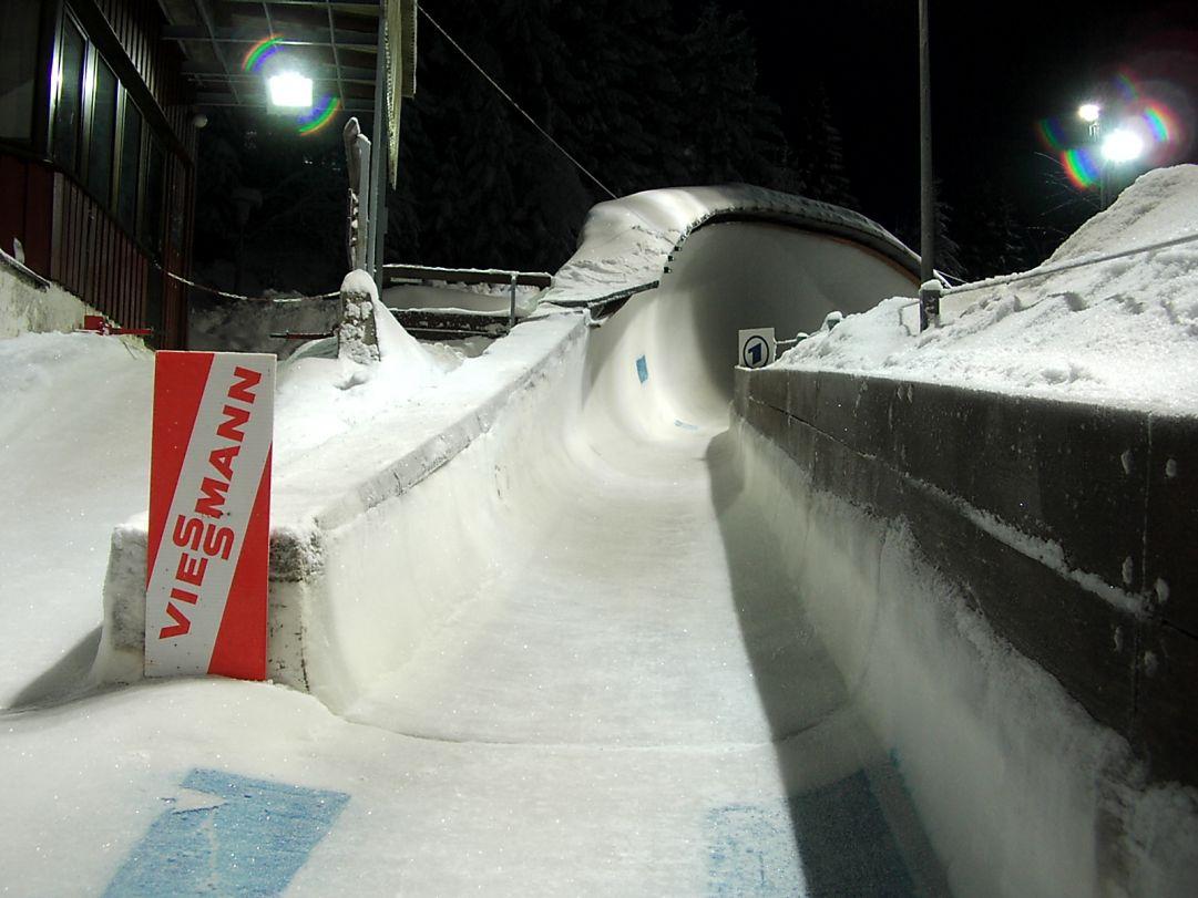 Oberhof ospita la sesta tappa della Coppa del Mondo di slittino. Presentazione e precedenti della pista tedesca