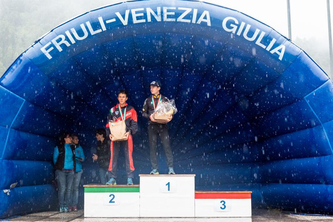 Francesca Franchi e Giandomenico Salvadori si aggiudicano le individuali dei Campionati Estivi di Forni Avoltri