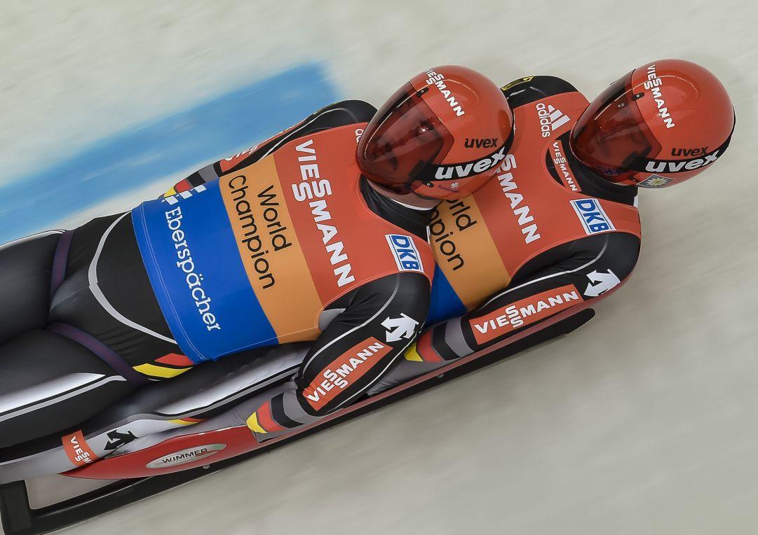 Wendl-Arlt dominano a Sigulda e si prendono la leadership nella classifica generale. Quinto posto per Oberstolz-Gruber