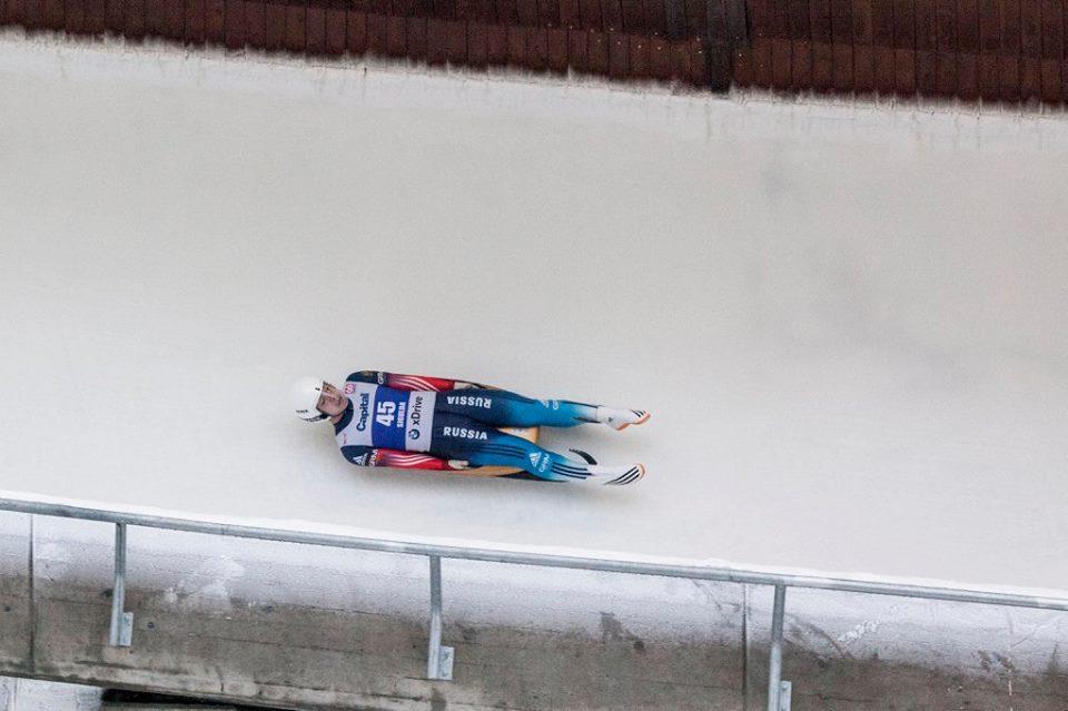 Russia piglia tutto a Sigulda nelle prove junior. Un podio per l'Italia nel singolo maschile youth