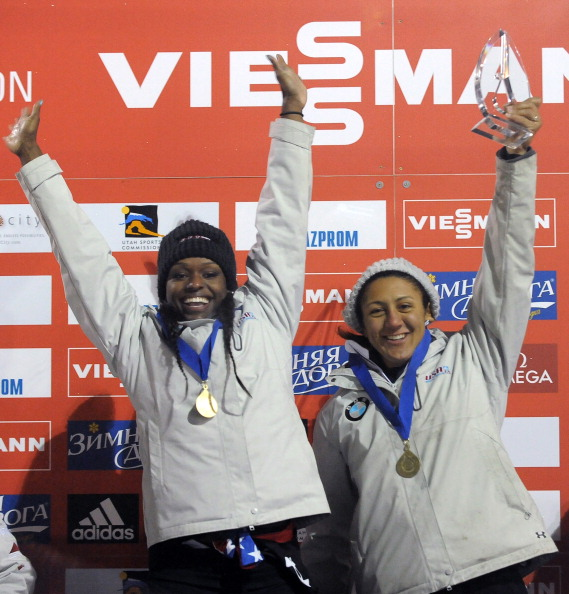 Tripletta americana a Lake Placid! Elana Meyers guida la classifica di Coppa del Mondo