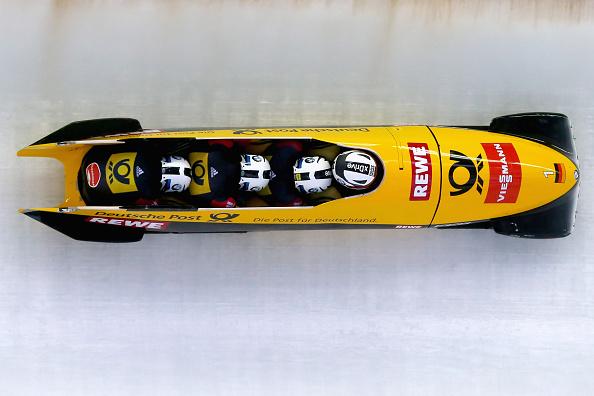 Maximilian Arndt si conferma campione del mondo di bob a quattro per soli 2 centesimi su Nico Walther! Bertazzo 17mo