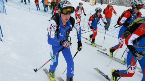 Alba de Silvestro e Davide Magnini si aggiudicano le gare junior nell'invidual race della Val Martello