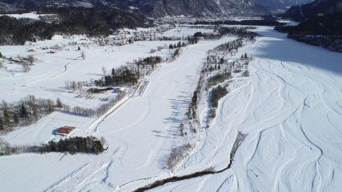 VIDEO - Alla scoperta della pista da fondo di Enemonzo (UD)