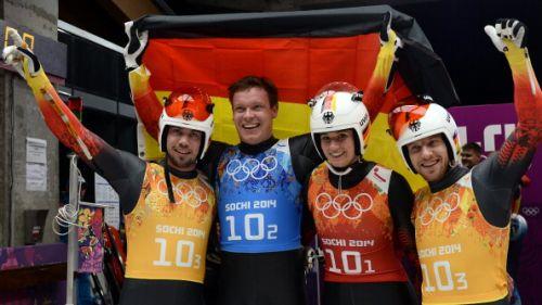 Alla Germania il team relay di Sigulda. Italia soltanto settima