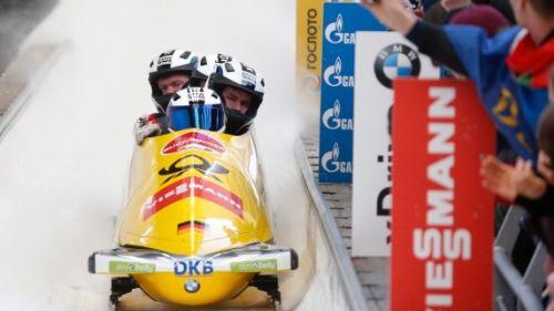 Johannes Lochner è il nuovo campione del mondo junior di bob a quattro