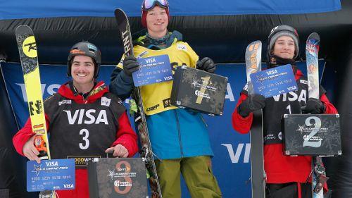 David Wise e Janina Kuzma trionfano a Copper Mountain'