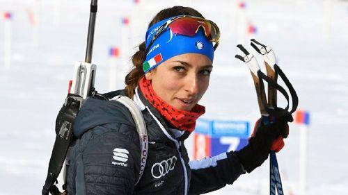 Lisa Vittozzi dà forfait nella tappa di Coppa Italia di Forni Avoltri