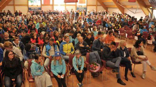Grande festa a Sappada per il Comitato FISI Friuli Venezia-Giulia