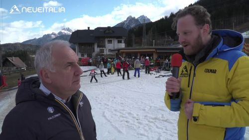 Tricolori sci Sella Nevea 2016: Giorno 3 - SuperG