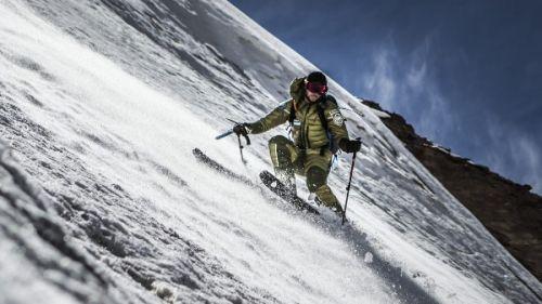 Andrezj Bargiel nella storia! E' il primo uomo a scendere il K2 con gli sci