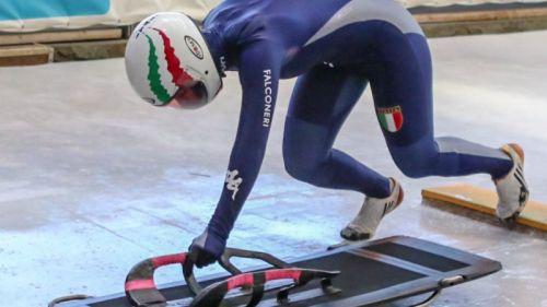 Bagnis e Crippa nella top ten dei mondiali junior di Winterberg. Baumgartner settimo nel bob a quattro